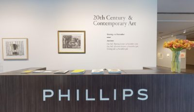 20TH CENTURY & CONTEMPORARY ART – Evening & Day Sale – Gallery 1